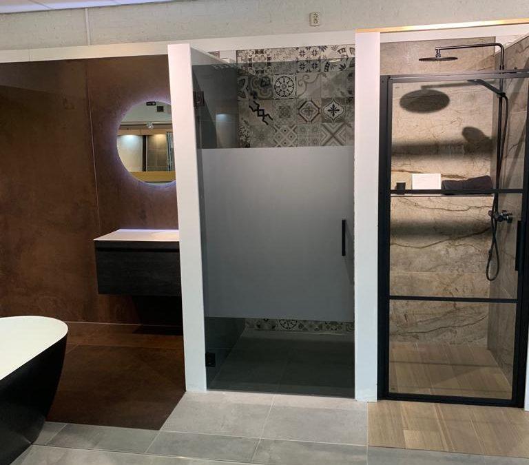 Project showroom Koedam